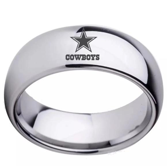 64da60bba7564 8mm Dallas Cowboys Silver Arc Ring